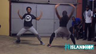 #islandHopMondays | Rupee - You make me wanna jump (DJ YUNGKIIDD REMIX) | Choreography by Xander