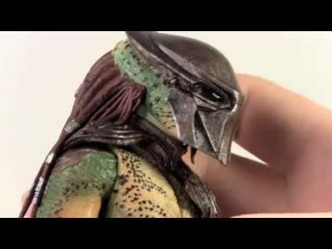 Predators Falconer Predator Neca Movie Action Figure Toy Review
