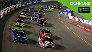 Monster Energy NASCAR Cup Series- Full Race -Federated Auto Parts 400