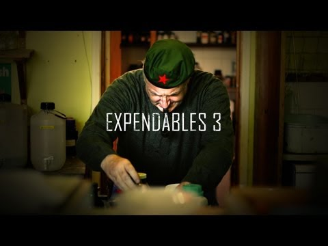 The Radcliffe School - The Expendables 3 (Short Film)