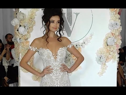 JULIE VINO HAVANA COLLECTION New York Bridal Fashion Week Fall 2018 - Fashion Channel