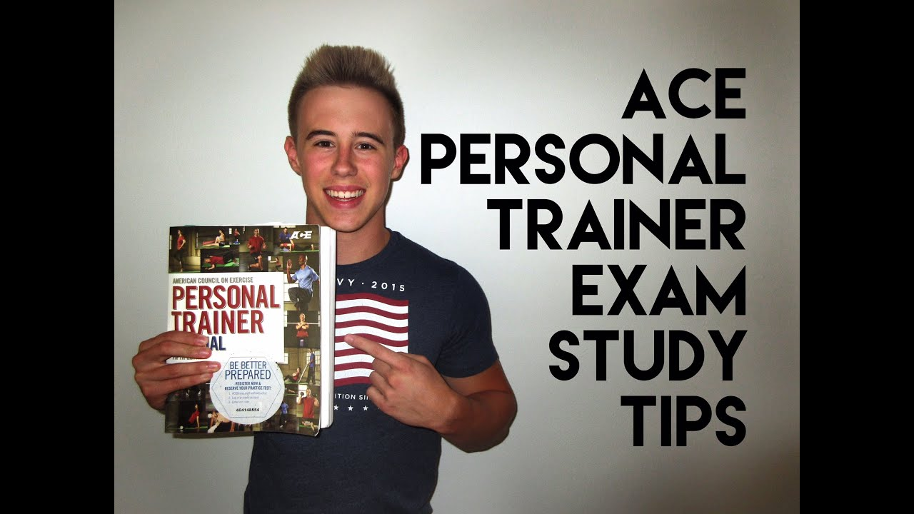Ace personal trainer exam study tips youtube xflitez Gallery