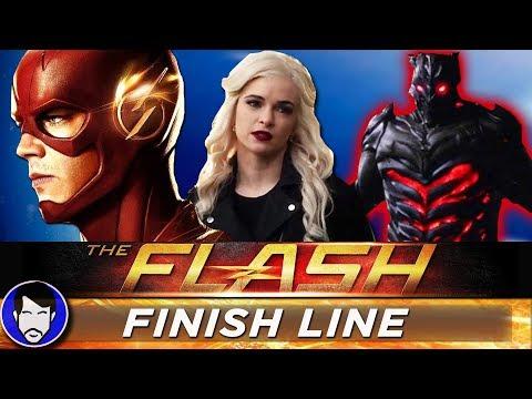 "THE FLASH Season 3 Episode 23 ""Finish Line"" Review & Recap!"