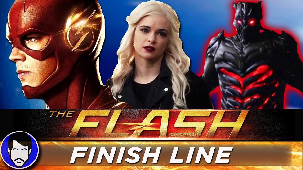 The flash season 2 recap and review the reverse flash returns - The Flash Season 3 Episode 23 Finish Line Review Recap