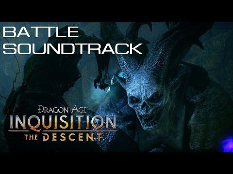 DA Inquisition The Descent battle OST High Quality