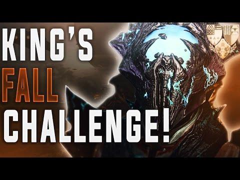 LIVE! Destiny King's Fall Challenge Mode Runs! PS4
