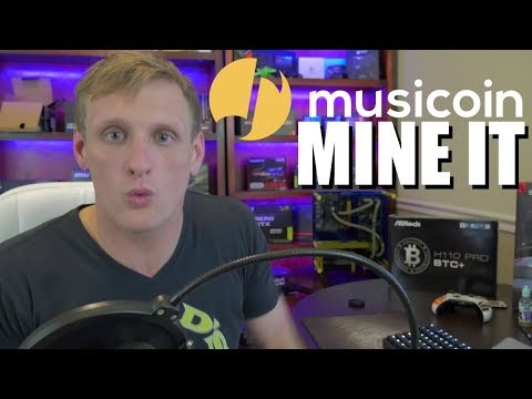 How and Why to Mine Musicoin | $Music |