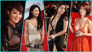 Video 10 Photos That Prove Korean Red Carpet Dresses Are Getting More Revealing download MP3, 3GP, MP4, WEBM, AVI, FLV April 2018