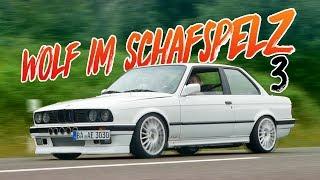 WOLF IM SCHAFSPELZ: 600 PS im 3er BMW (E30)