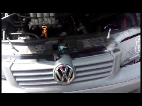 Mk4 Radiator Remove Install Pat Cap
