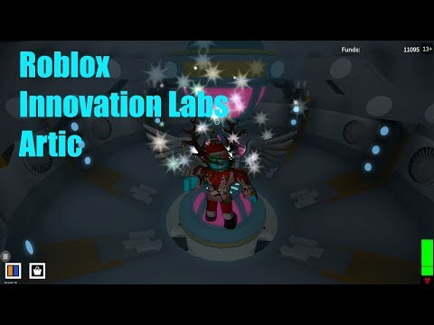 Roblox Innovation Labs Artic (Xbox One X)