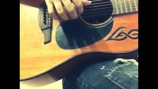 [Guitar] Ngồi hát đỡ buồn - Trúc Nhân (Cover)