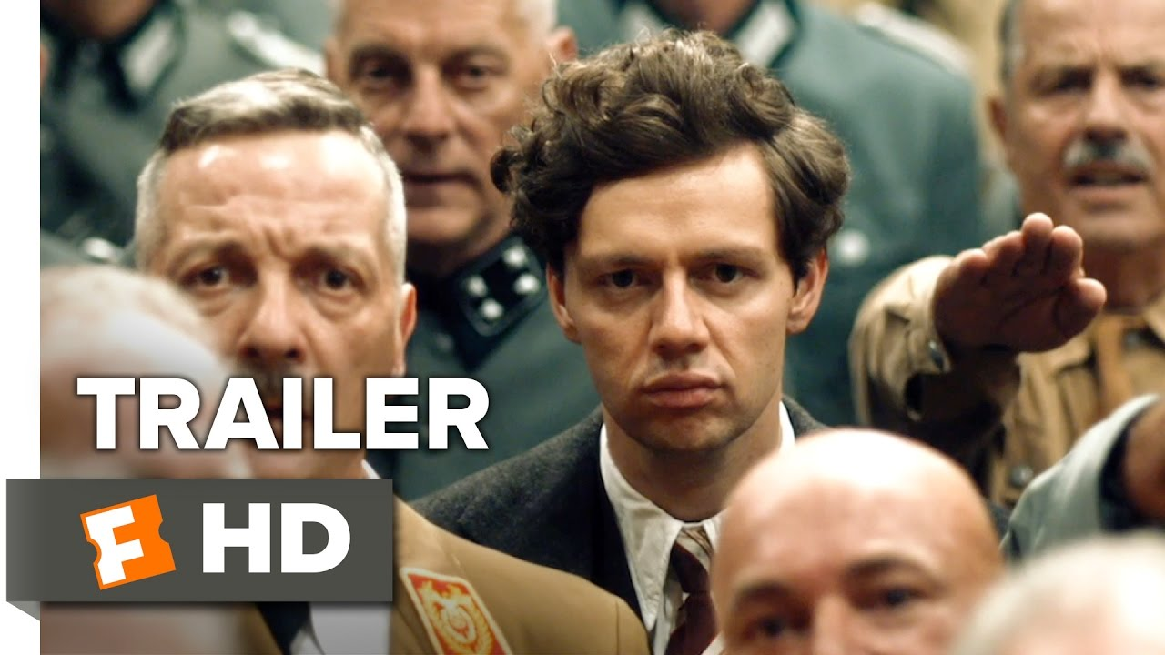 13 Minutes Official Trailer 1 (2017) - Christian Friedel Movie