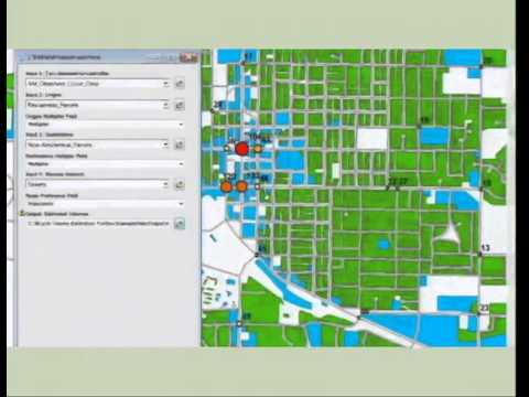 GIS Tools for Bicycle Network Analysis and Planning