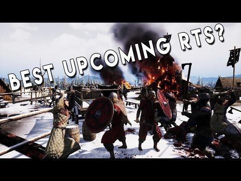 Total War's Viking Baby! - ANCESTORS, The NEW Viking RTS