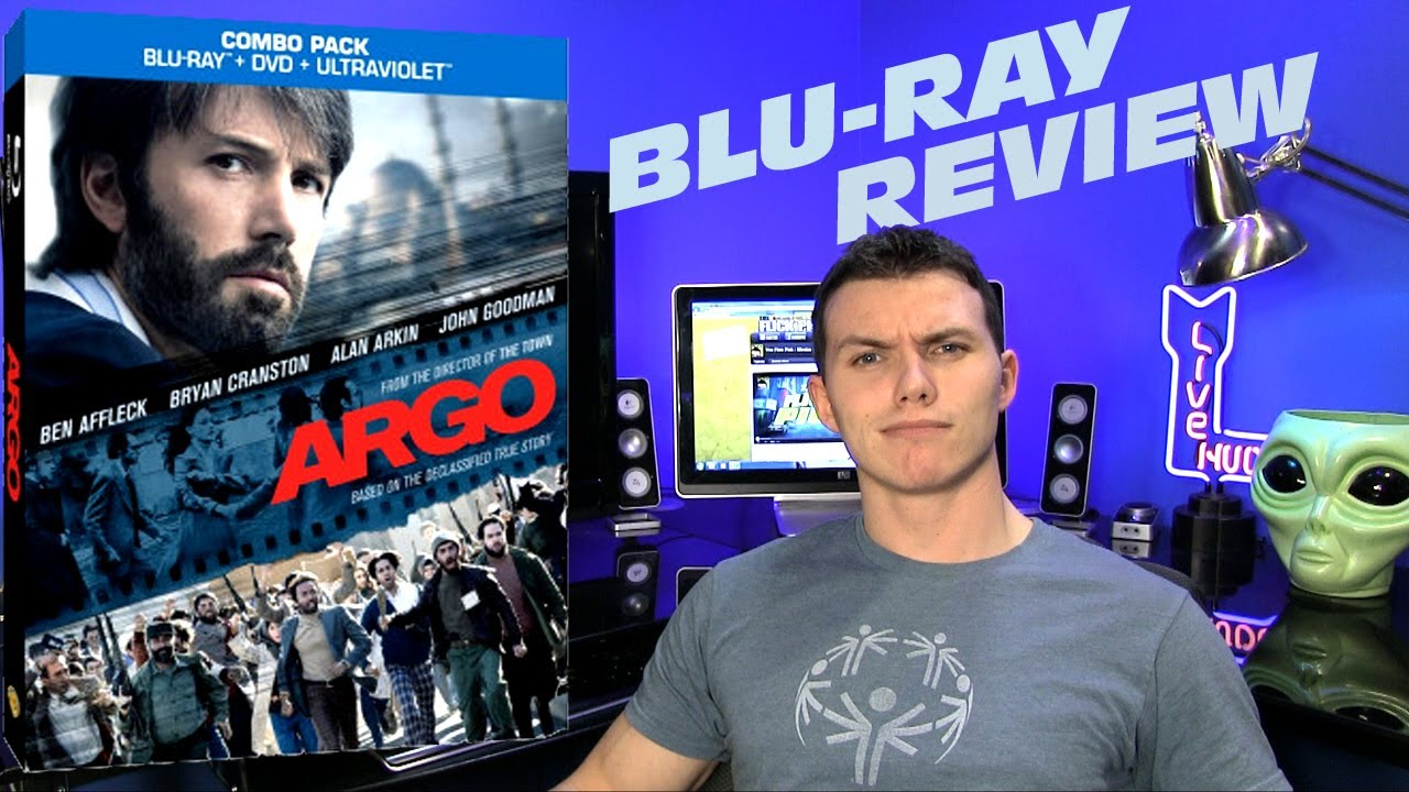 Download ARGO Blu-ray Movie Review