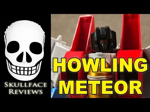 Transformers 3rd Party Maketoys Howling Meteor