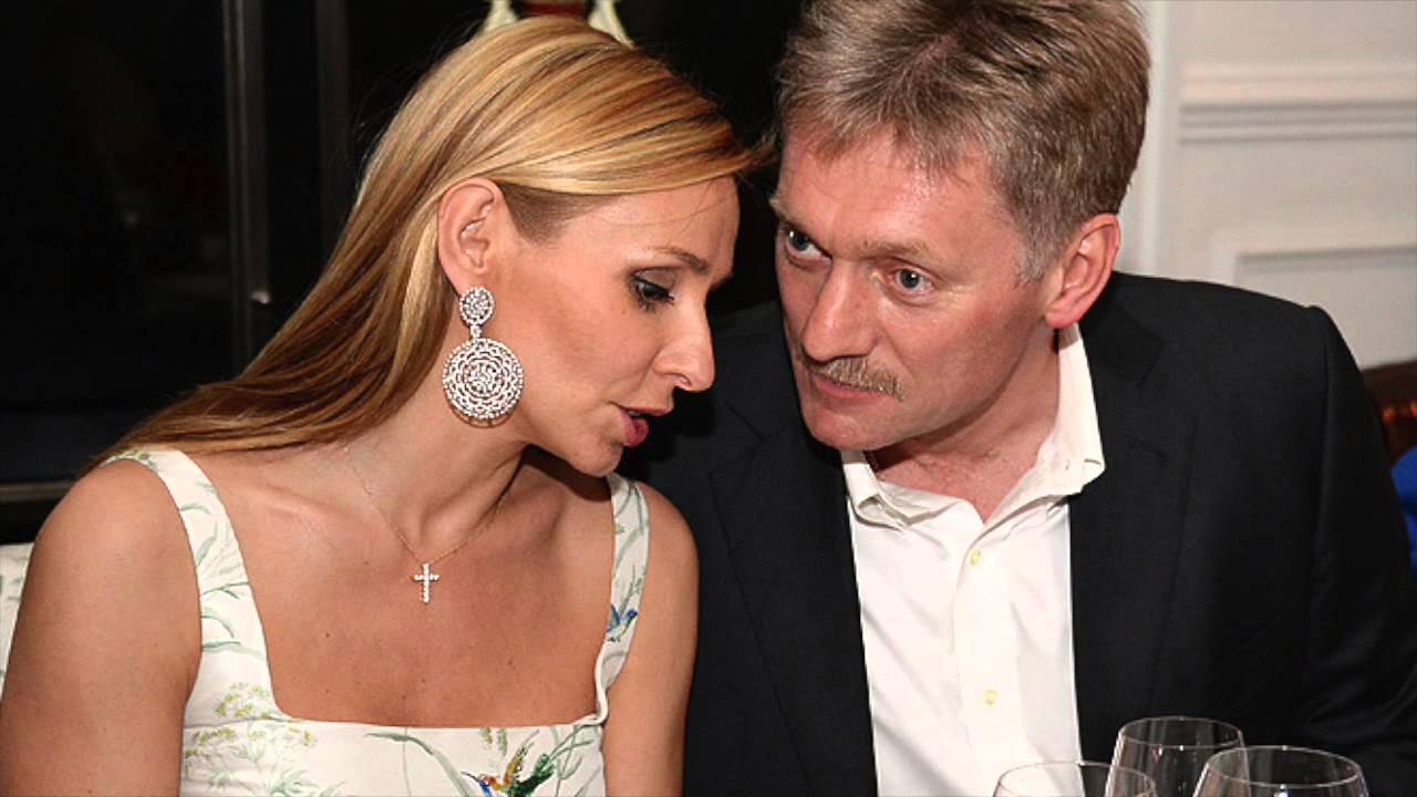 ФОТО: Свадьба пресс-секретаря президента России