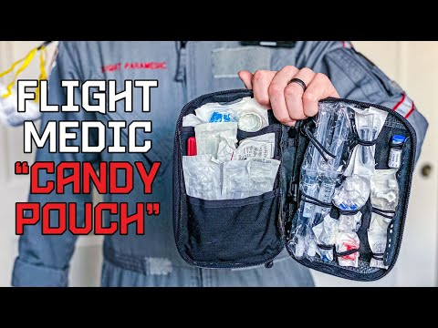 "Flight Medic ""Candy Pouch"""