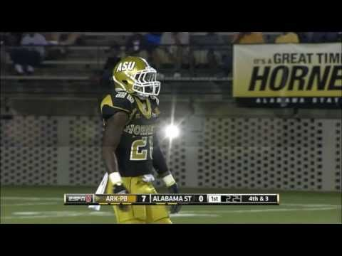 "Kejuan Riley - Alabama State University ""All-American Free Safety"" (Ultimate Highlight Reel)"