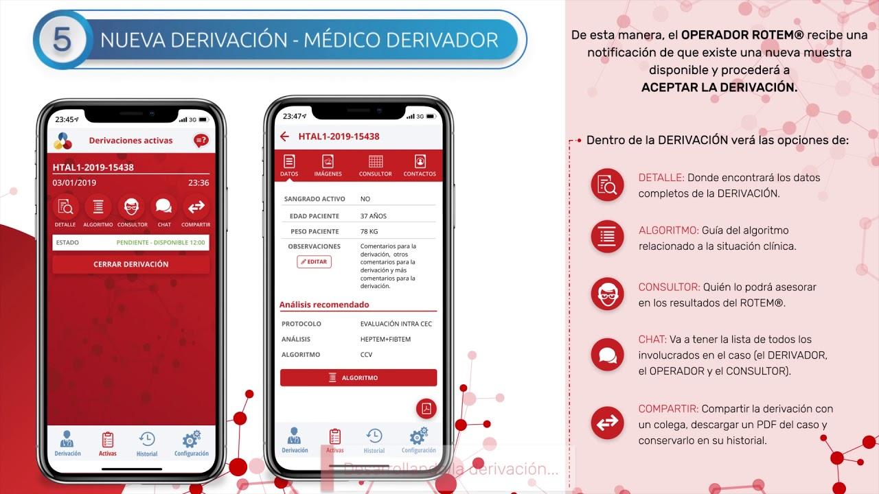 Tutorial Hemoder PBM - Médico Derivador