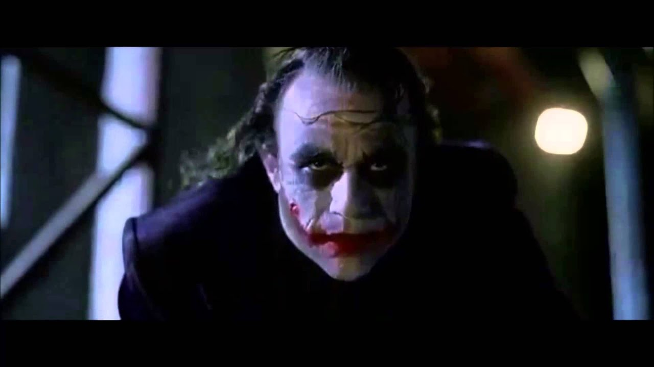 The Dark Knight Batman Vs Joker 1080p HD