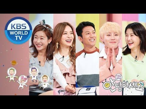 Guests : Hyunyoung, SeoYuri,ChoJunho,ImHyeonju, HaSungwoon[Hello Counselor/ENG, THA/2019.03.04]