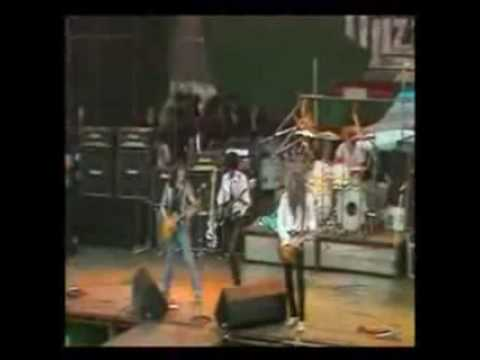 Thin Lizzy 'Cowboy Song/Boys Are Back In Town'