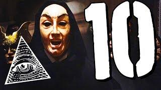 10 teorii spiskowych, które okazały się prawdą [TOPOWA DYCHA]