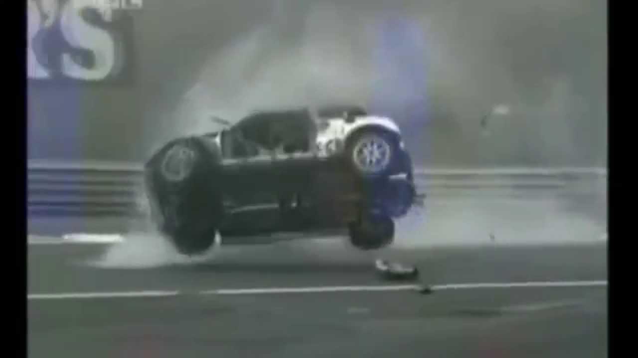 Mini Cooper Morris Crash Compilation