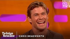 Could Liam Hemsworth have been Thor instead of Chris Hemsworth? - The Graham Norton Show
