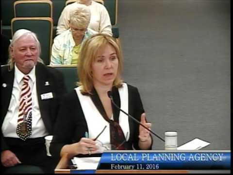 City of Bonita Springs, Local Planning Agency meeting, February 11th, 2016 - Part 2