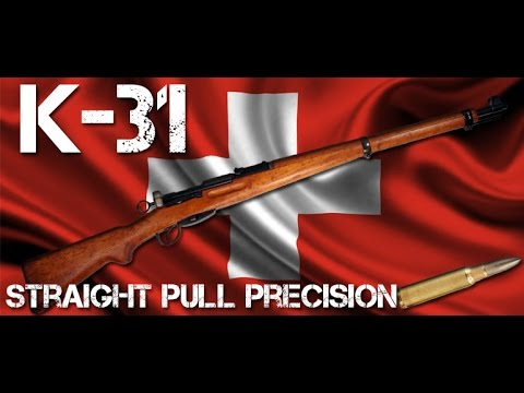 Swiss K31 Review - The Rifle of Neutrality!