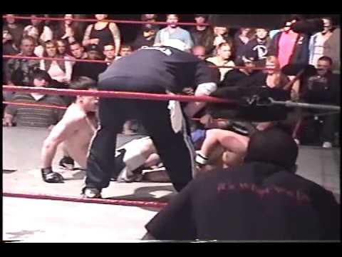 Tony Way MMA fight New Daisy Theater Damage