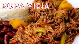 Ropa Vieja Cuban Braised Beef