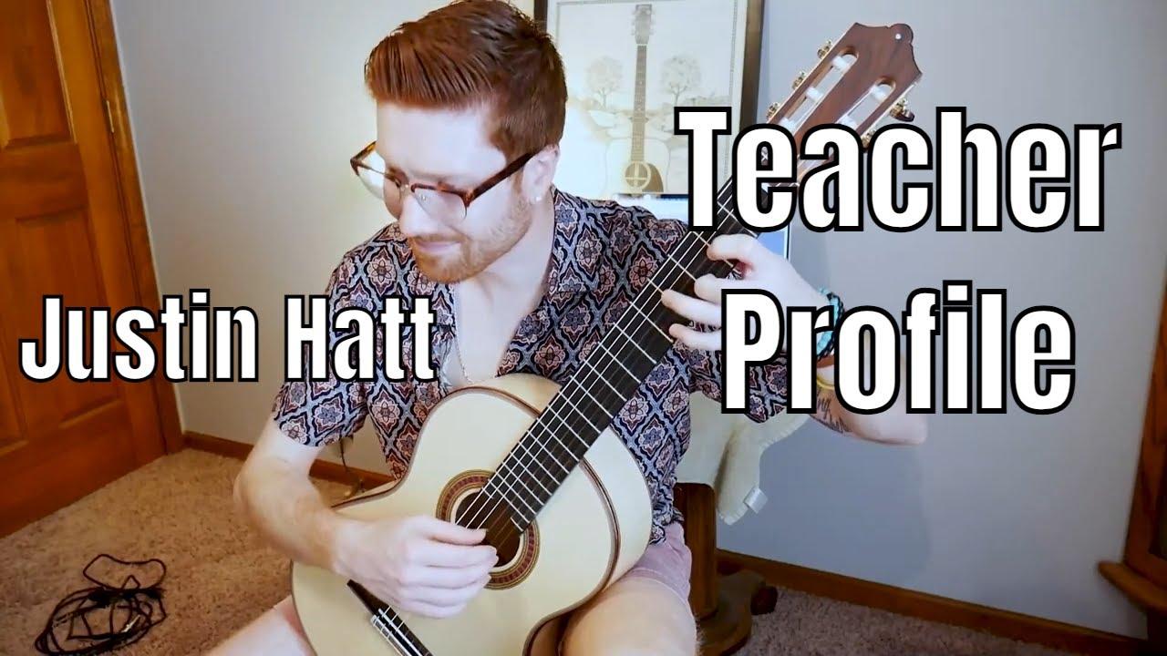 Justin Hatt   Guitar Teacher Profile