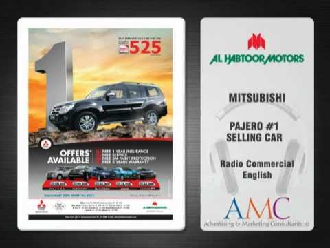 Mitsubishi UAE #1 Selling Radio Commercial
