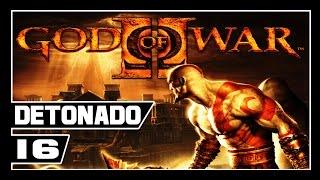 God of War 2 - Série #16 - LIBERTEM O KRAKEN!!!  [Legendado pt-br 60fps]