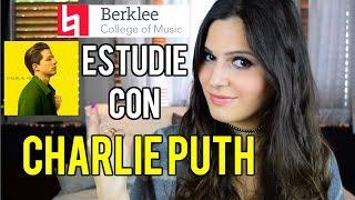 ESTUDIE CON CHARLIE PUTH EN BERKLEE (tengo fotos y videos!)   STEPHT