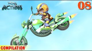 Download Vir : The Robot Boy | Vir Action Collection - 8 | Action series | WowKidz Action