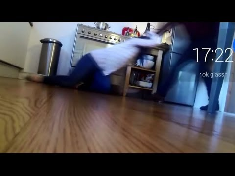 Violencia doméstica a través de Google Glass