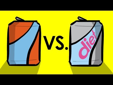 Diet Soda vs Regular Soda | Which is Better For You?