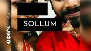 Endhan thedal unai serum 💓💓💓 love status