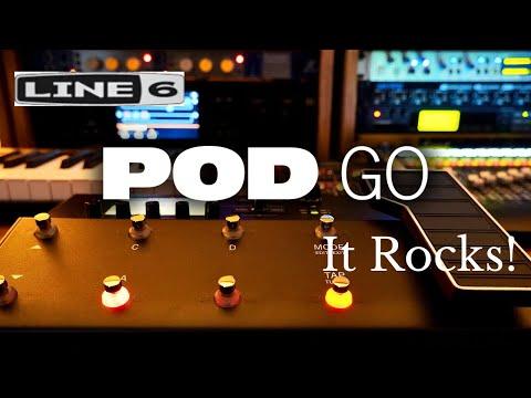 Line 6 - POD Go - It Rocks!