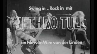 Jethro Tull - Ian anderson going to bed & Nothing is Easy (Live 1969)