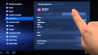 Планшет Lenovo IdeaPad Tablet K1 как удалять приложения? Харьков(, 2014-08-08T08:38:37.000Z)