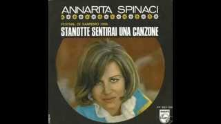 Annarita Spinaci  - Stanotte sentirai una canzone
