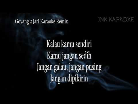 Goyang 2 Jari Karaoke (LMC Remix)