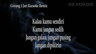 Download Goyang 2 Jari Karaoke (LMC Remix)
