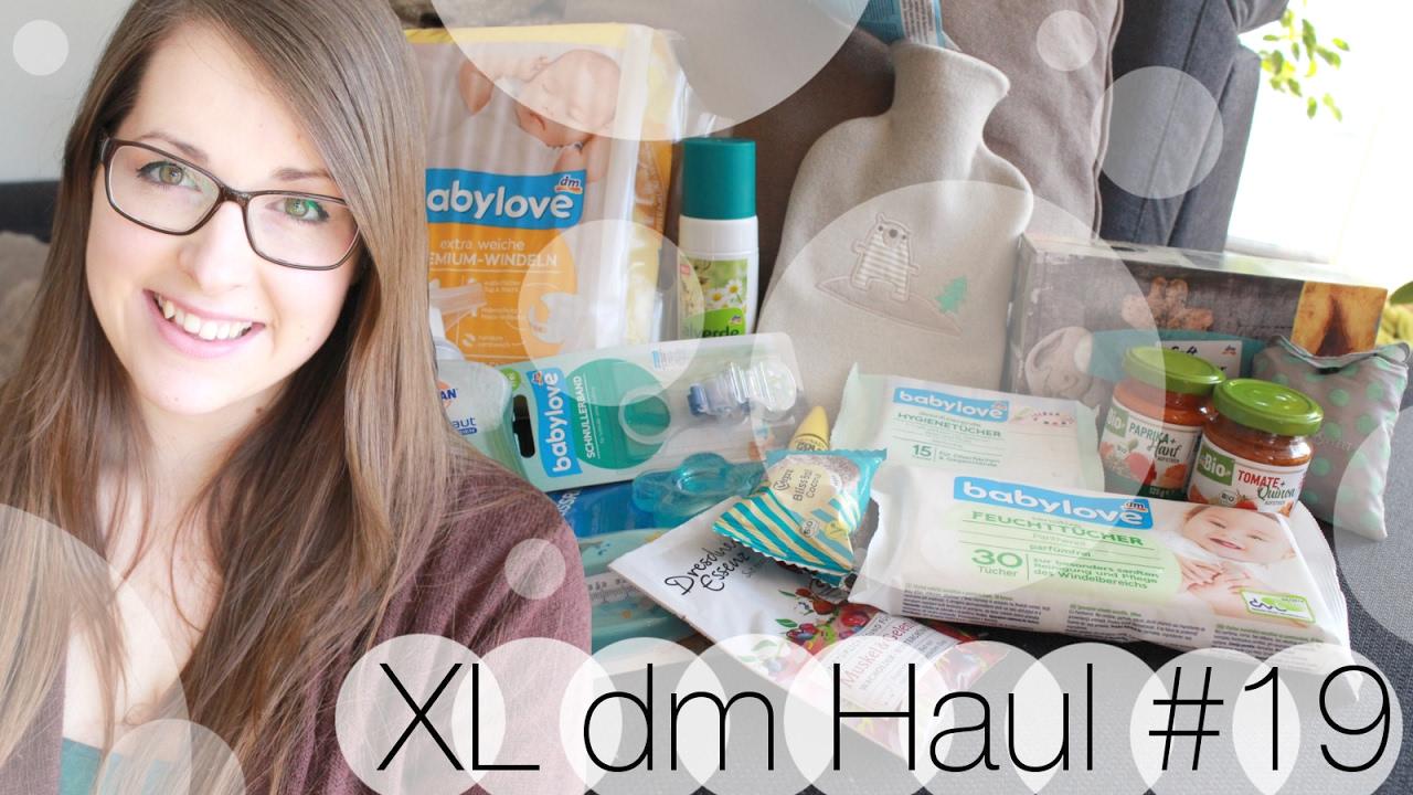 xl dm haul 19 baby pflege co youtube. Black Bedroom Furniture Sets. Home Design Ideas